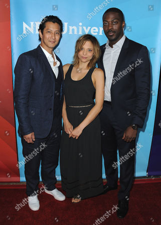 Will Yun Lee, Lizzie Brochere, David Ajala