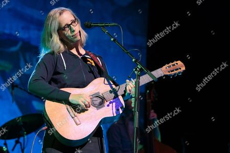 Editorial picture of Case Lang Veirs concert, Austin, Texas, USA - 03 Aug 2016