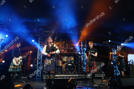 Editorial picture of Belladrum Tartan Heart music festival, Beauly, Scotland, UK - 04 Aug 2016