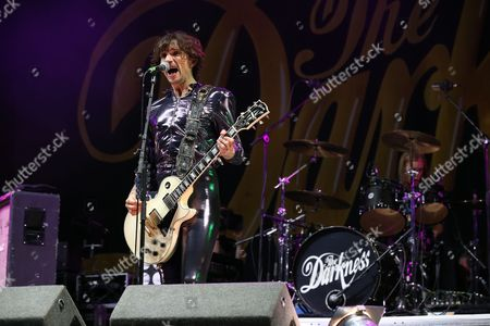The Darkness - Justin Hawkins and Rufus Tiger Taylor