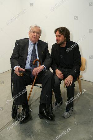 Gore Vidal and Francesco Vezzoli
