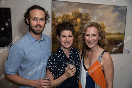 Editorial picture of Paul Stephenson 'Forced Collaboration' Private View, London, UK - 04 Aug 2016