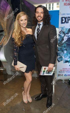 Parisa Tarjomani & Ryan Gage