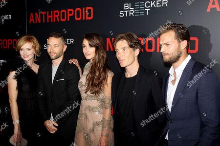 Ana Geislerova, Sean Ellis (Director), Charlotte Le Bon, Cillian