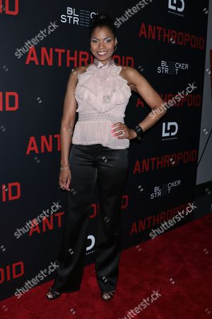 Editorial image of 'Anthropoid' film premiere, New York, USA - 04 Aug 2016