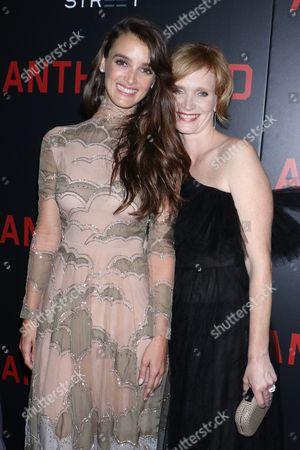 Charlotte Le Bon and Anna Geislerova