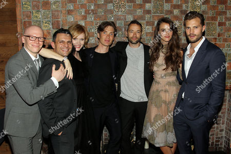 Editorial picture of New York Premiere of Bleecker Street's film 'ANTHROPOID', After Party at The Milling Room, USA - 04 Aug 2016