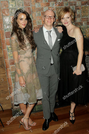 Editorial image of New York Premiere of Bleecker Street's film 'ANTHROPOID', After Party at The Milling Room, USA - 04 Aug 2016