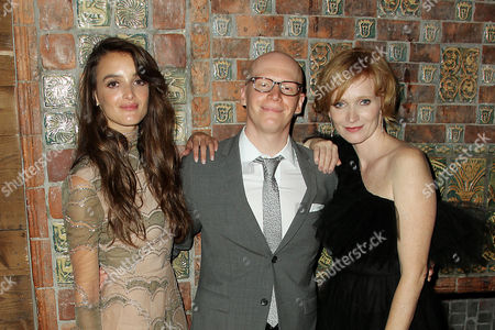 Editorial photo of New York Premiere of Bleecker Street's film 'ANTHROPOID', After Party at The Milling Room, USA - 04 Aug 2016