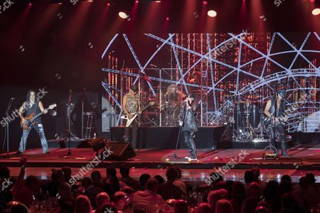 Editorial photo of Scorpions in concert, Monaco, France - 02 Aug 2016