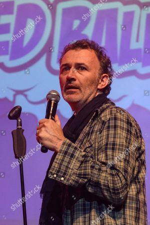 Editorial image of Gilded Balloon press launch, Edinburgh Festival Fringe, Scotland - 04 Aug 2016