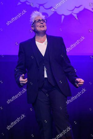 Editorial picture of Gilded Balloon press launch, Edinburgh Festival Fringe, Scotland - 04 Aug 2016