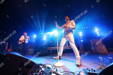 Editorial photo of Belladrum Tartan Heart music festival, Beauly, Scotland, UK - 05 Aug 2016
