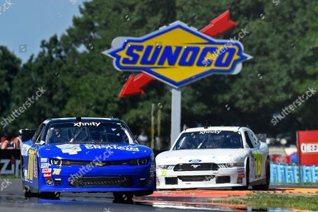 Editorial picture of NASCAR Sprint Cup Series Cheez It 355, Watkins Glen International, USA - 06 Aug 2016