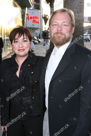 Elizabeth Pena and Hans Rolla