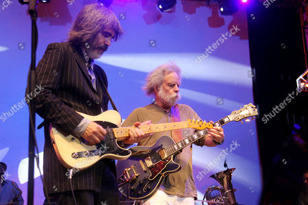 Larry Johnson and Bob Weir