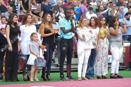 Editorial picture of Football - Club Friendlies 2016 West Ham United v Juventus London Stadium, London, United Kingdom - 07 Aug 2016