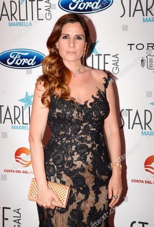 Stock Photo of Diana Navarro