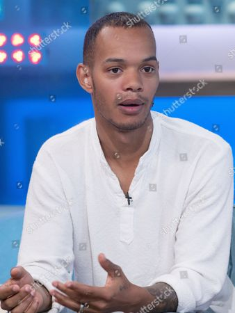 Stock Picture of Rizzle Kicks - Harley Alexander-Sule