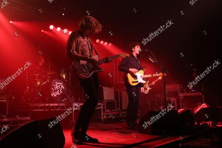 Circa Waves - Colin Jones, Joe Falconer, Kieran Shudall and Sam Rourke