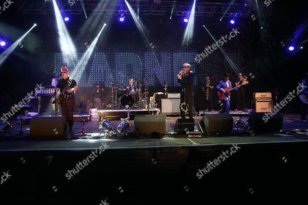 Editorial photo of Belladrum Tartan Heart music festival, Beauly, Scotland, UK - 06 Aug 2016