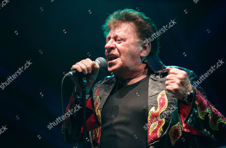Stock Picture of John Rossall Founder Of The Glitter Band