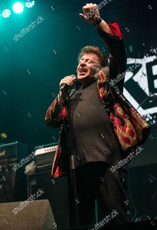 John Rossall Founder Of The Glitter Band