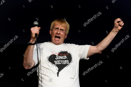 Stock Photo of Dr Phil Hammond