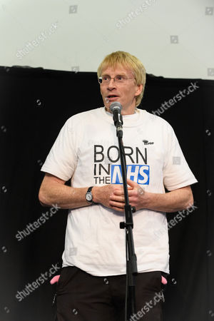 Stock Image of Dr Phil Hammond