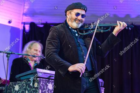 The Waterboys - Steve Wickham, Brother Paul