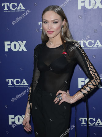 Editorial image of FOX Summer All-Star Party at the TCA Summer Press Tour, Day 12, Arrivals, Los Angeles, USA - 08 Aug 2016