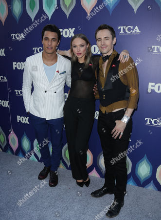 Editorial picture of FOX Summer All-Star Party at the TCA Summer Press Tour, Day 12, Arrivals, Los Angeles, USA - 08 Aug 2016