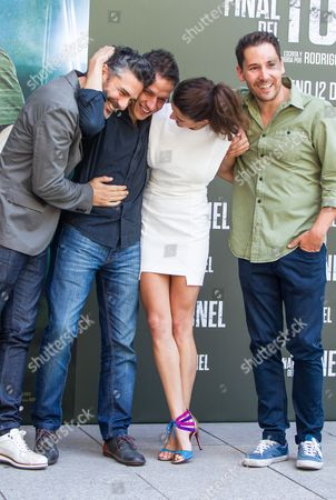 Editorial picture of 'At the end of the Tunnel' film photocall, Madrid, Spain - 09 Aug 2016