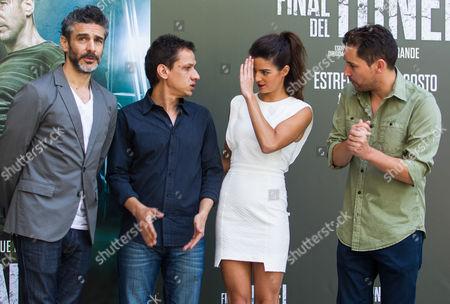 Argentinian actor Leonardo Sbaraglia ; Rodrigo Grande; Clara Lago ; Javier Godino