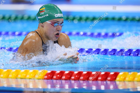 Ruta Meilutyte (LTU) - Swimming : Women's 100m Breaststroke Final