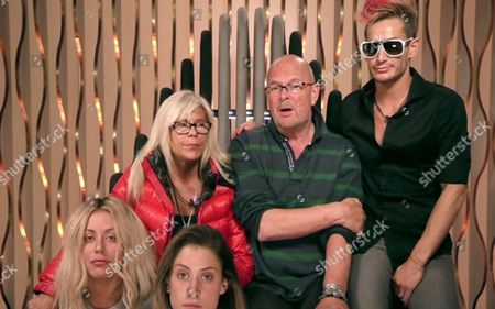 Aubrey O'Day, Samantha Fox, James Whale, Frankie Grande and Katie Waissel announce they are to go on strike