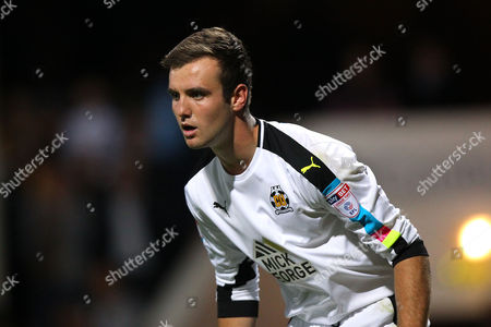 David Gregory of Cambridge United during Cambridge United vs Sheffield Wednesday, EFL Cup Football at the Abbey Stadium on 9th August 2016
