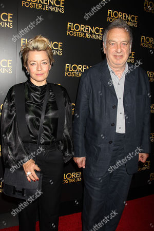 Tracey Seaward (Producer) and Stephen Frears (Director)