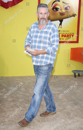 Editorial image of 'Sausage Party' film premiere, Los Angeles, USA - 09 Aug 2016