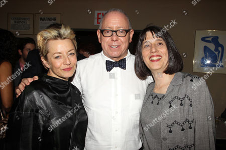 Tracey Seaward (Producer), James Schamus and Nancy Kricorian