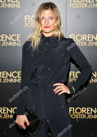 Editorial photo of 'Florence Foster Jenkins' film premiere, New York, USA - 09 Aug 2016