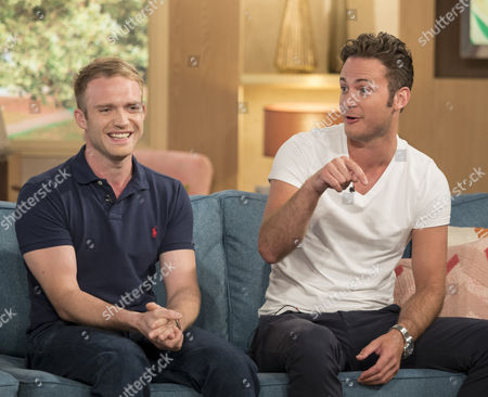 Chris Fountain and Gary Lucy