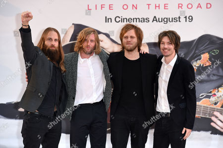 Editorial photo of 'David Brent: Life on the Road' film premiere, London, Britain - 10 Aug 2016