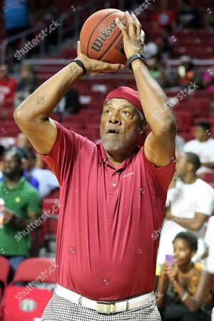 Editorial image of Allen Iverson Celebrity Basketball, Philadelphia, USA - 05 Aug 2016