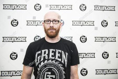 Killswitch Engage - Justin Foley