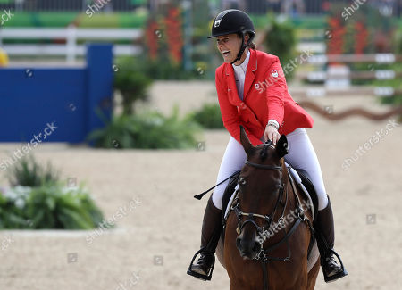 Editorial image of Rio 2016 Olympic Games, Equestrian, Olympic Equestrian Centre, Brazil - 09 Aug 2016