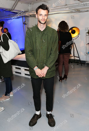 Stock Photo of Felix Archer, celebrated the UK launch of Cult US Sleep Innovators, Casper at The Vinyl Factory in Soho this evening.