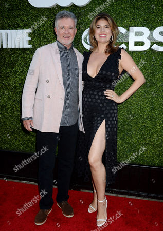 Alan Thicke and wife Tanya