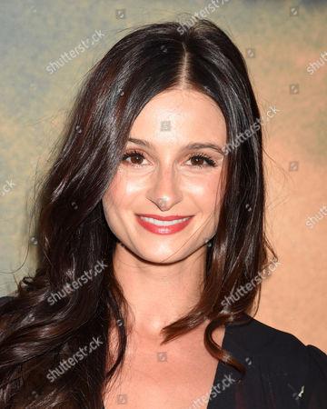 Stock Picture of Melanie Papalia