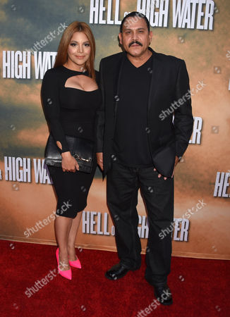 Emilio Rivera and wife Yadi Valerio